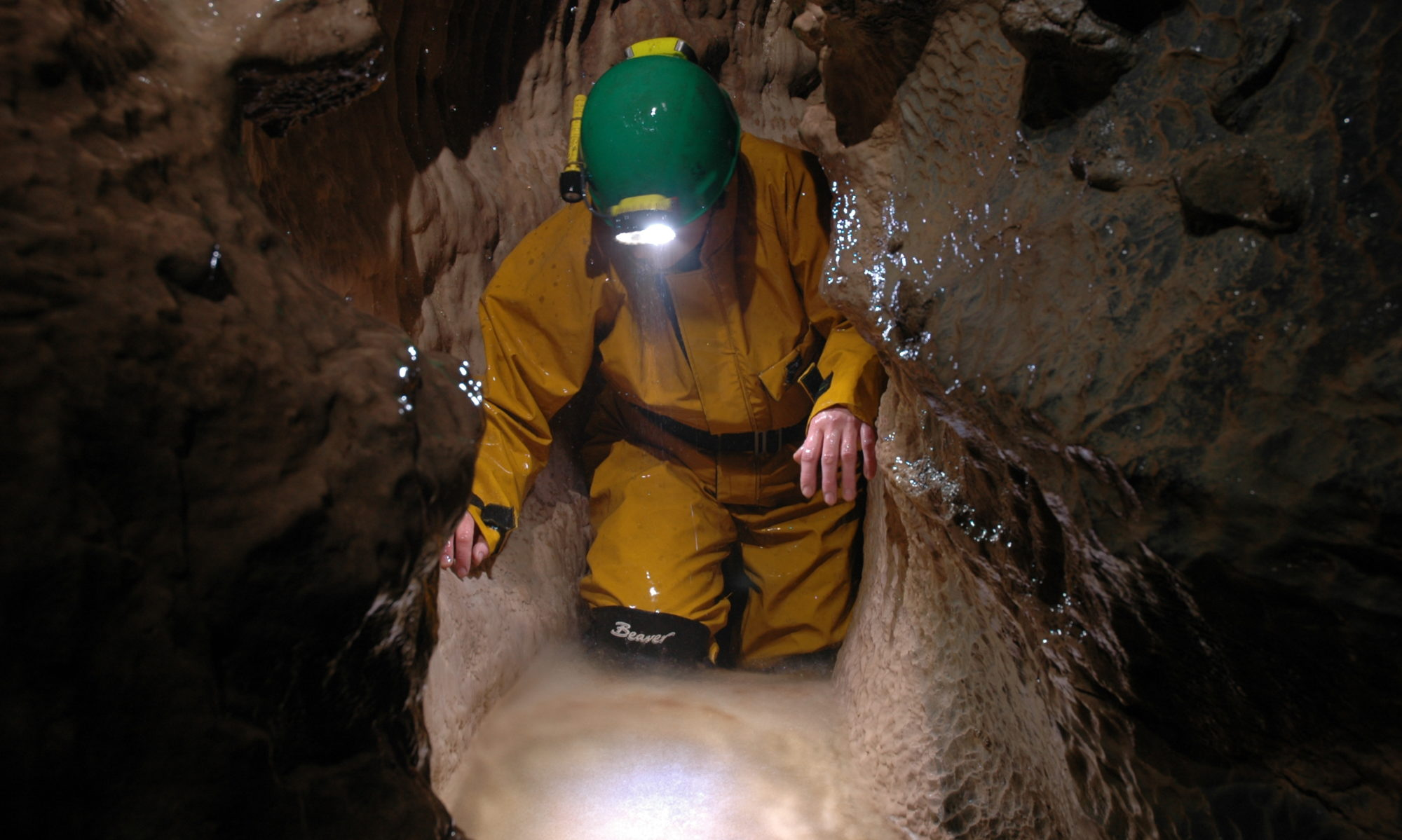 The Speleological Union of Ireland  and Irish Cave Rescue Organisation